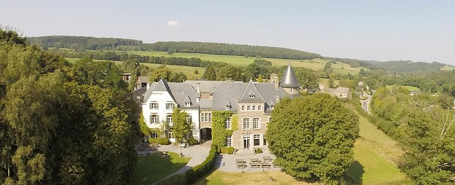 Het Kasteel Van Blier In De Belgische Ardennen Ardennen De Ideale